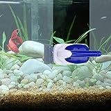 OWUDE Fish Tank Magnetic Cleaning Brush Aquarium
