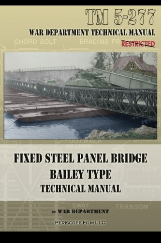 5 Types Bridges (Fixed Steel Panel Bridge Bailey Type: TM 5-277)