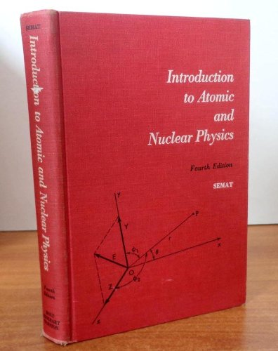 Introduction to Atomic and Nuclear Physics (Foot Atomic Physics)
