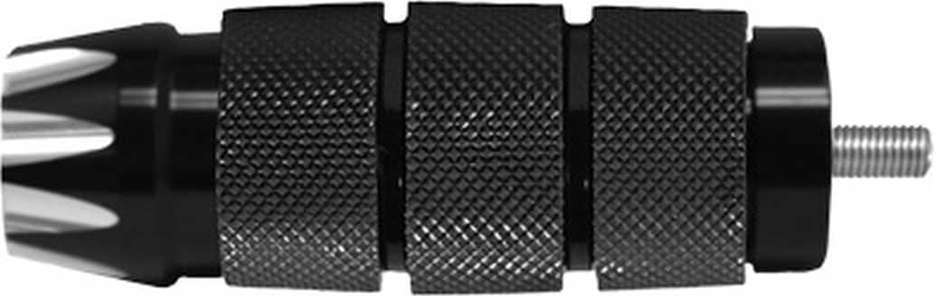 AIR CUSHIONED EXCALIBUR SHIFTER//BRAKE PEG BLACK