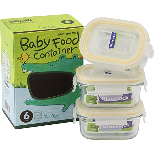 Glass Food Storage Containers The Glass Baby Bottle