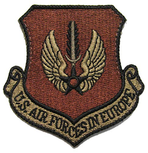 (U.S. Air Forces in Europe OCP Patch - Spice Brown)