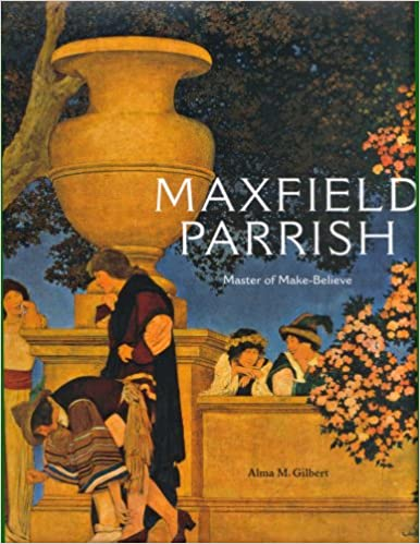 maxfield parrish the man behind the make beliieve