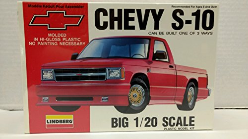 1 10 scale chevy truck - 3