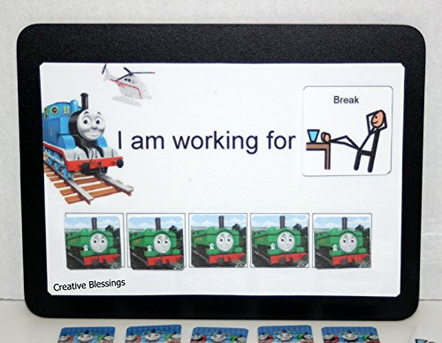 thomas-the-train-token-board-aba-behavior-reinforcer-4-autism-adhd-add