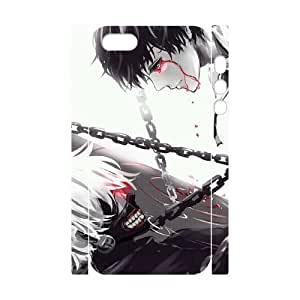 XOXOX Tokyo Ghoul Phone 3D Case For iPhone 5,5S [Pattern-3]