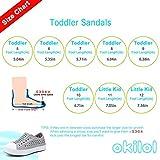 okilol Kids Slip On Sneaker Toddler Boys Summer