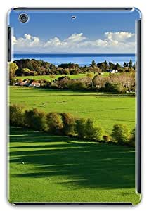iPad Mini Retina Case, iPad Mini Retina Cases -Amazing Green Landscape Polycarbonate Hard Case Back Cover foriPad Mini Retina