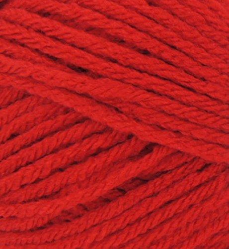 Rouge Pelote de laine tradition tricot etoile