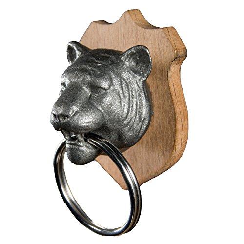 SUCK UK Animal Head Key Holder - Tiger