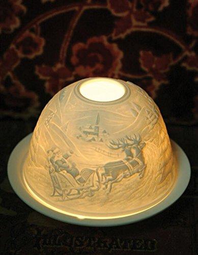 Porcelain Bisque Night Light - 2