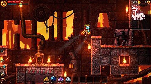 51C2 %2BXmtfL - Steamworld Dig 2 - PlayStation 4