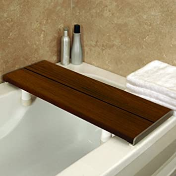 Amazon.com: Invisia Bath Bench Seat - WS-BB-PCG: Health & Personal Care