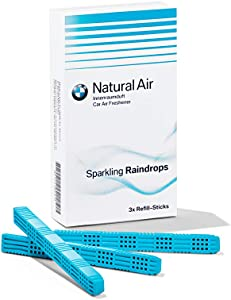 BMW Natural Air Freshener Refill (Sparkling Raindrops)