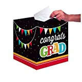 Arts & Crafts : Creative Converting Graduation Party Card Holder Box, Head Of The Class