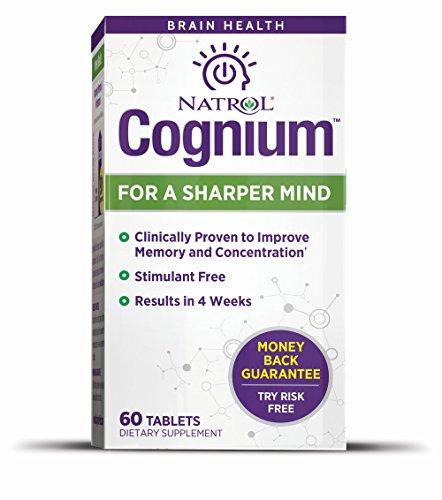 Natrol Cognium Tablets, 60 ()
