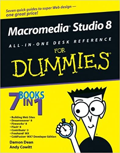 Macromedia Flash 8 For Dummies Ebook