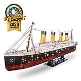 CubicFun 3D Puzzles for Adults RMS Titanic Toys
