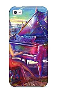 Nora K. Stoddard's Shop Discount New Premium Case Cover For Iphone 5c/ Music Protective Case Cover 4880909K36843604