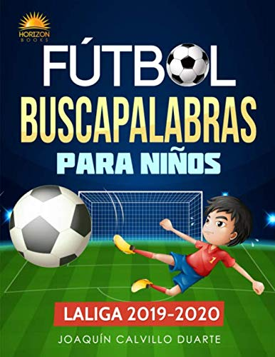FÚTBOL BUSCAPALABRAS PARA NIÑOS: LaLiga 2019-2020 por JOAQUÍN CALVILLO DUARTE