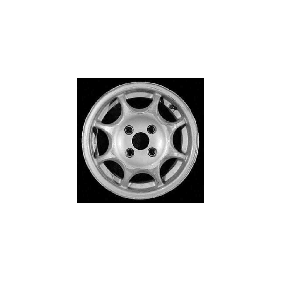 95 HONDA CIVIC ALLOY WHEEL RIM 13 INCH, Diameter 13, Width 5 (8 SPOKE
