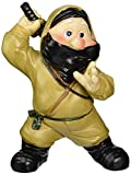 Garden Gnome Statue - Far East Garden Fighters Ninja - Lawn Gnome