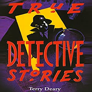 True Detective Stories Audiobook