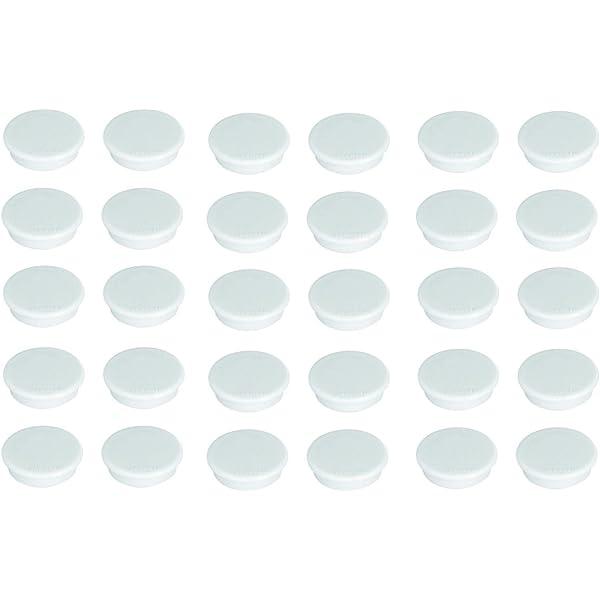 L B FRANKEN Magnetleiste - 50 mm x 1.000 mm weiß