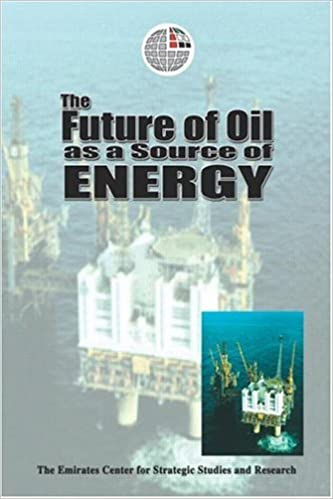 Future of Oil as a Source of Energy