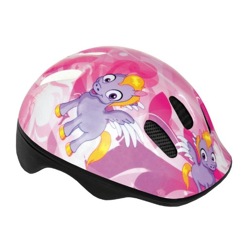 f927f7362ae Amazon.com : Spokey Kids Childrens Boys Girls Cycle Safety Helmet Bike  Bicycle Skating 49-56cm Poly : Sports & Outdoors