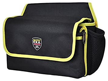 Black /& Yellow FASITE PTN066 Hard Tool Pouch