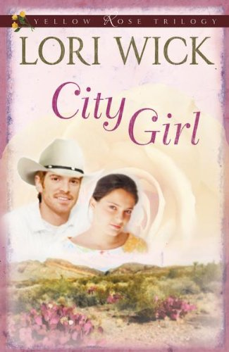 3 Yellow Love Roses - City Girl (Yellow Rose Trilogy Book 3)