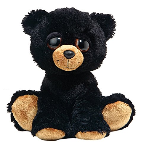 black stuffed bear - 1