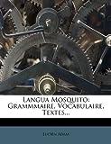Langua Mosquito, Lucien Adam, 1271201828