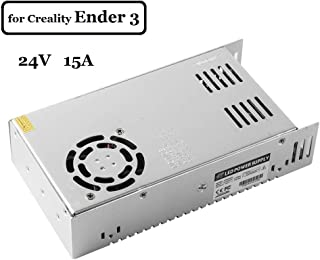 Creality 3D Direct Store Power Supply 24V 15A 360W DC Switching Power Supply Original Universal Regulated Adaptor Transformer for Ener 3 3X Printers