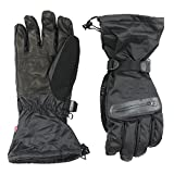 Helly Hansen Men's Reinier Ski Gloves (Medium, Black)