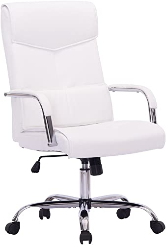 Sidanli White Office Chair