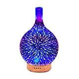 Essential Oil Diffuser, MoKo 100ml Aromatherapy Mist Humidifier,...