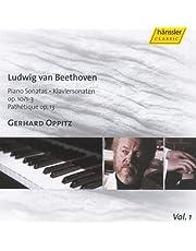 Piano Sonatas No. 5 6 7 8