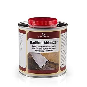 Quitapinturas o decapante extra fuerte en gel ideal para for Quitar pintura de madera