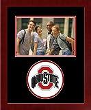 NCAA Ohio State Buckeyes University Spirit Photo Frame (Horizontal)
