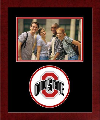 Campus Images NCAA Ohio State Buckeyes University Spirit Photo Frame (Horizontal)