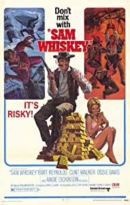 Sam Whiskey - Movie Poster - 11 x 17