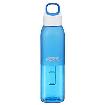 OutLife Botella de Agua, 500ML/17oz Botella de Deportes BPA-Libre de Eco