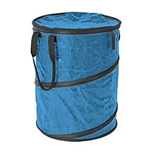 Stansport Collapsible Campsite Carry-All/Trash Can - Blue