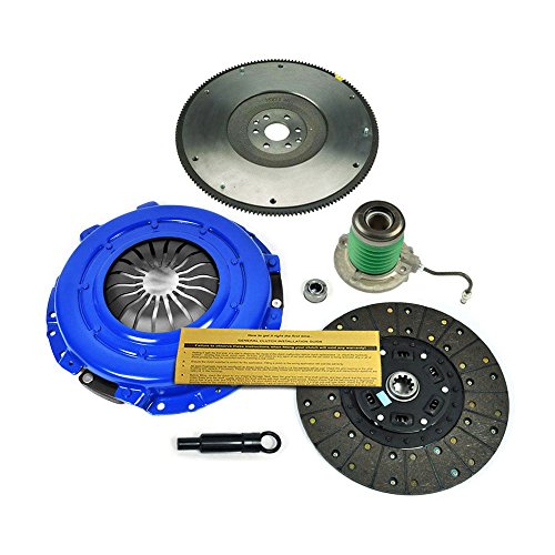 - EFT STAGE 2 CLUTCH KIT+FLYWHEEL FOR 2005-2010 FORD MUSTANG 4.6L V8 SHELBY GT BULLITT