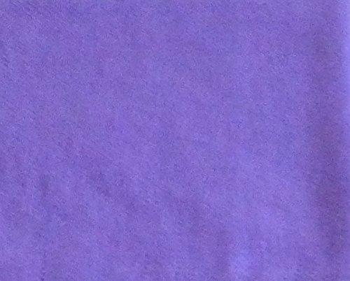 Violet Clair Couleur unique style tissé en sergé 100% Cachemire Châle Echarpe Manteau Etole Plaid