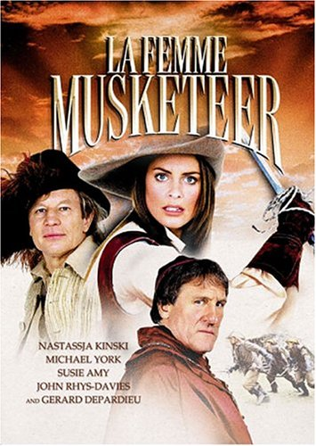 Le Femme Musketeer