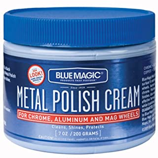 Blue Magic 400-06PK Metal Polish Box Display, (Pack of 6)