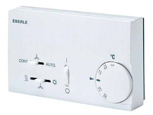 Eberle; KLR-E 7007 (Más opciones clic: aquí); Termostato ...